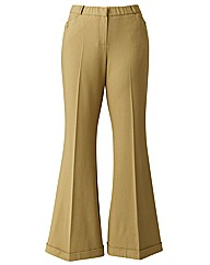 Anna Scholz Kickflare Trousers