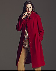 Anna Scholz Deep Collar Coat