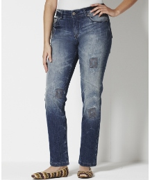 Joe Browns Stitches Slim Fit Jeans