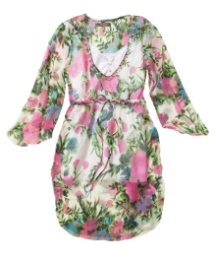 Joe Browns Breathtaking Sheer Tunic