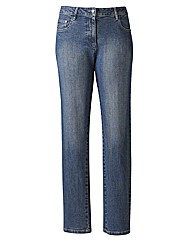 Changes Boutique Sequin Trim Jeans