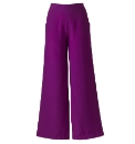Grazia Plain Palazzo Trousers