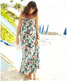 Blue Wahoo Scarlett Maxi Dress