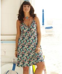 Blue Wahoo Pippa Print Dress