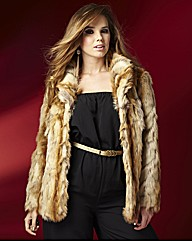 Joe Browns Vintage Faux Fur Jacket