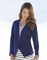 Soft Jersey Jacket