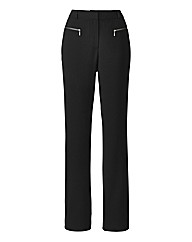 Slim Leg Trouser Length 27in