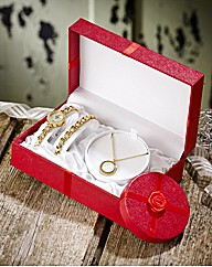Limit Watch & Jewellery Bridal Set