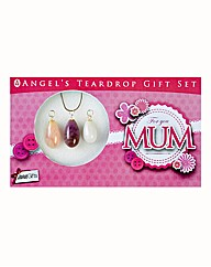 Angels Teardrop Mum Gift Set
