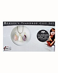 Angels Teardrop Guardian Angel Gift Set
