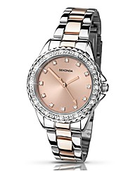 Sekonda Ladies Two-tone Watch