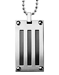 Gents Stainless Steel Pendant