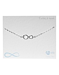 Sterling Silver Sentimental Bracelet