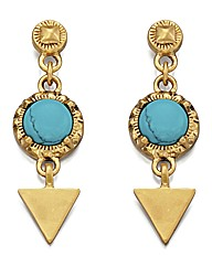 Fiorelli Gold-tone Earrings