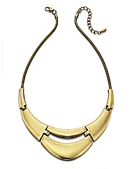 Fiorelli Gold-tone Collar Necklace