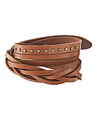 Gents Leather Bracelet