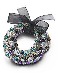 Set of 6 Beaded Bracelets