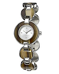 Esprit Ladies Round Bracelet Watch