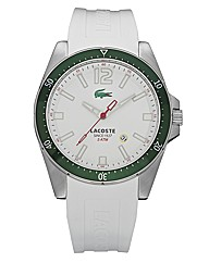 Lacoste Gents Silicon Strap Watch