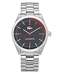 Lacoste Gents Black Dial Watch