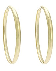 Kardashian Kollection Hoop Earrings