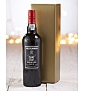 Personalised Port in a Gift Box