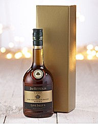 Personalised Brandy in a Gift Box