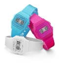 Set 3 Ladies Digital Watches