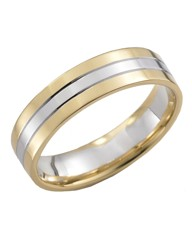 9 Carat Gold Ladies Wedding Band