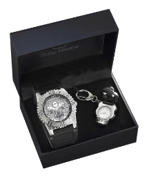 Gothic-Style Watch Gift Set