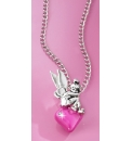 Disney Tinkerbell Heart Pendant