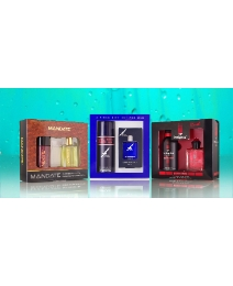 Men's Triple Gift Set
