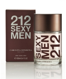 Carolina Herrera 212 Sexy MEN Aftershave