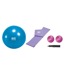 Body Sculpture Pilates Set Deluxe