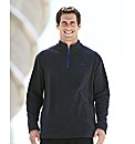 Mitre Zip Neck Fleece Long