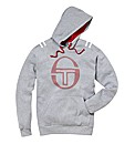 Sergio Tacchini Mens Hooded Top Regular