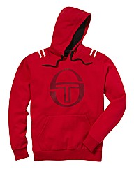 Sergio Tacchini Mens Hooded Top Long