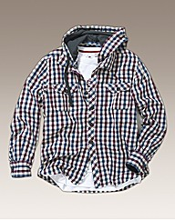 Joe Browns Colorado Hooded Shirt