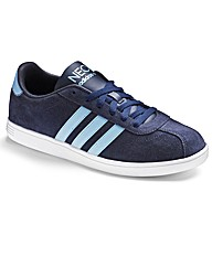 Adidas Neo Court Tradition Suede Trainer