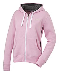 Ladies Slazenger Full Zip Hood