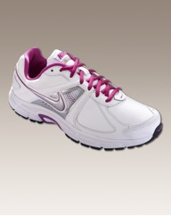 Nike Ladies Dart 9 Leather Trainers