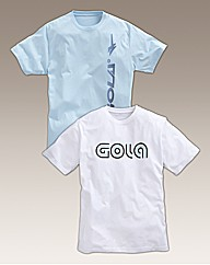 Gola Pack of Two T-Shirts