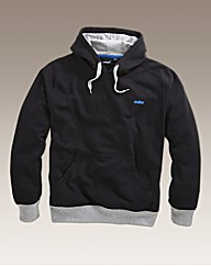 Mitre Mens Overhead Hooded Top Reg