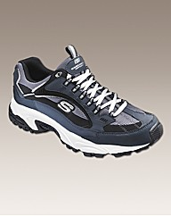 Skechers Stamina Vuovo Trainer Wide