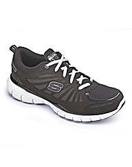 Skechers Tone Up Run Trainers E Fit