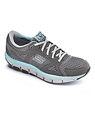 Skechers Shape-Up Trainers Wide Fit