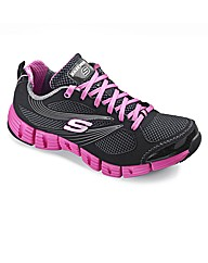 Skechers Ladies Stride Trainers E Fit