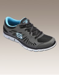 Skechers Ladies Gratis Wide Fit