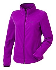 Reebok Ladies Fleece Track Top