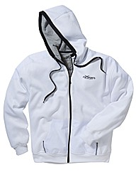 JCM SportsTech Full Zip Hooded Top Long